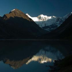 Горы Горного Алтая